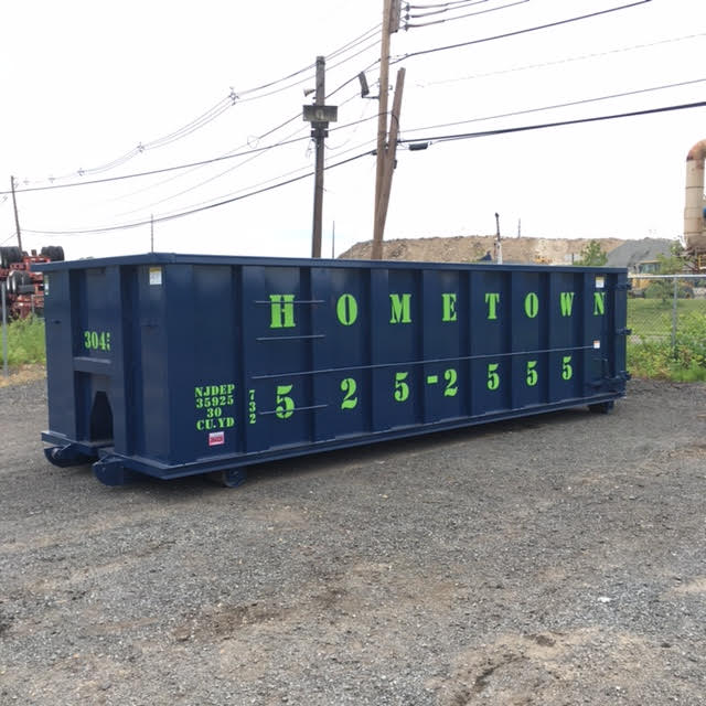 Dumpster Rentals for Businesses in New Jersey
