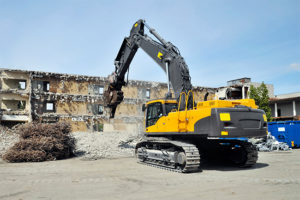 Dumpster Rentals for Demolition Sites in New Jersey