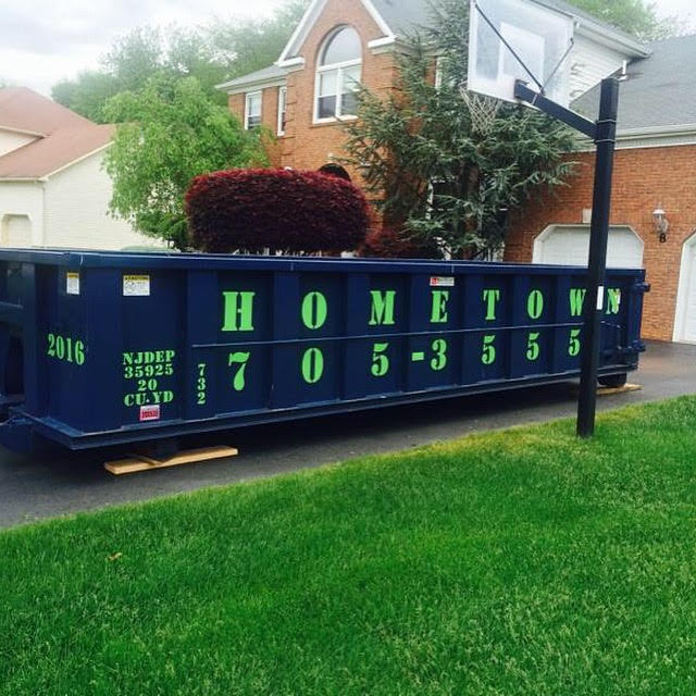 Residential Dumpster Rental in New Jersey