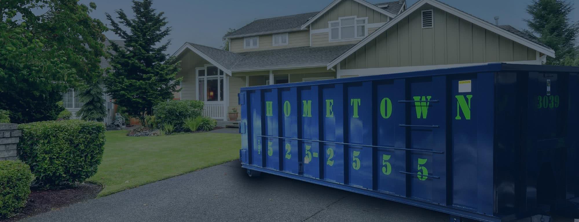 Dumpster Rentals in NJ   New Jersey's Best Dumpster Rental Service